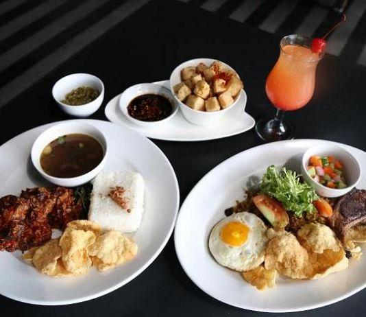 Catappa Restaurant Hadirkan Pilihan Kuliner Unik di Perayaan Idul Fitri