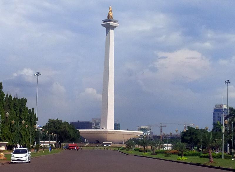 Image result for kawasan monas