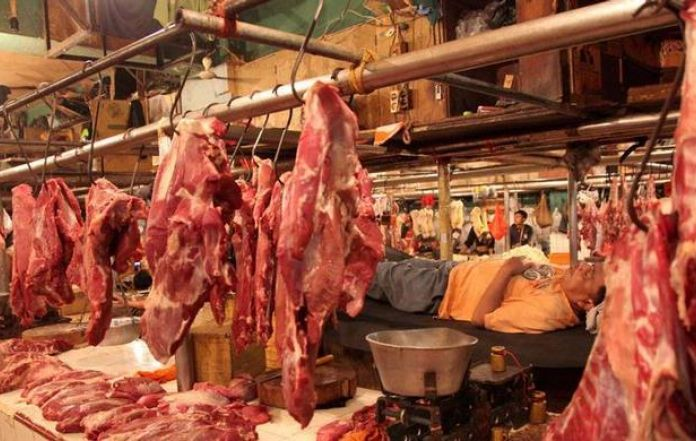 Meat Prices in Jakarta Relatively Stable Ahead of Eid al-Fitr