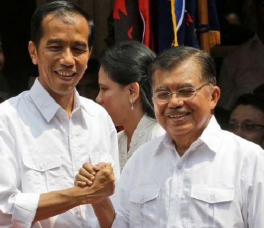 Presiden Jokowi dan Wapres JK Akan Salat Idul Fitri di Masjid Istiqlal