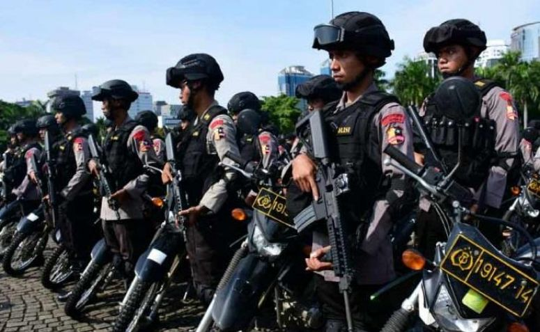 6.000 Personel Polri Diterjunkan Amankan Idul Fitri 2017