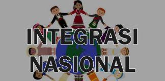 Generasi Muda Pewaris Integrasi