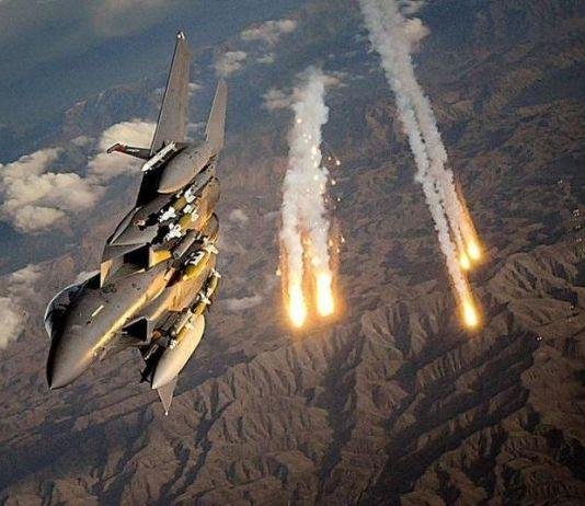 Serangan Udara Koalisi AS ke Penjara ISIS di Suriah Tewaskan Puluhan Orang