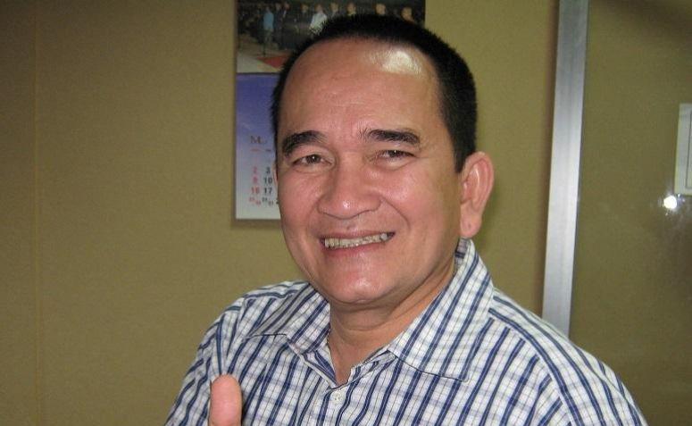 Mantan Anggota DPR, Ruhut Sitompul.