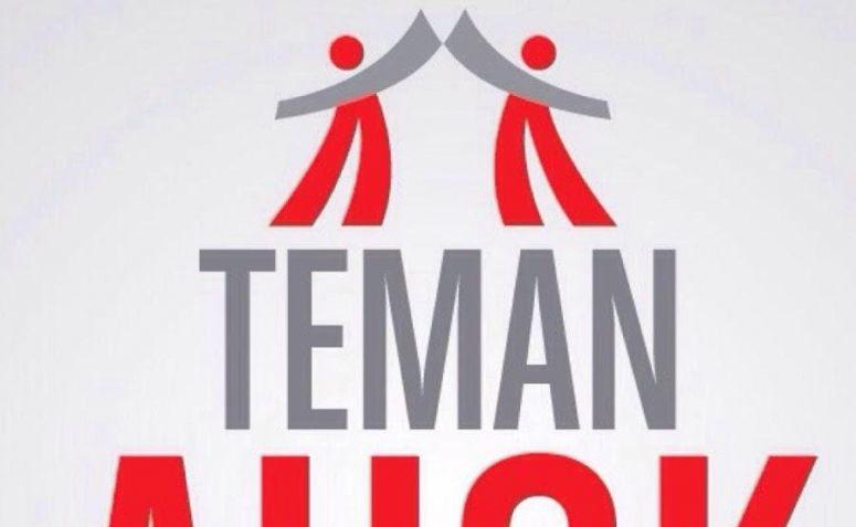 Logo Teman Ahok