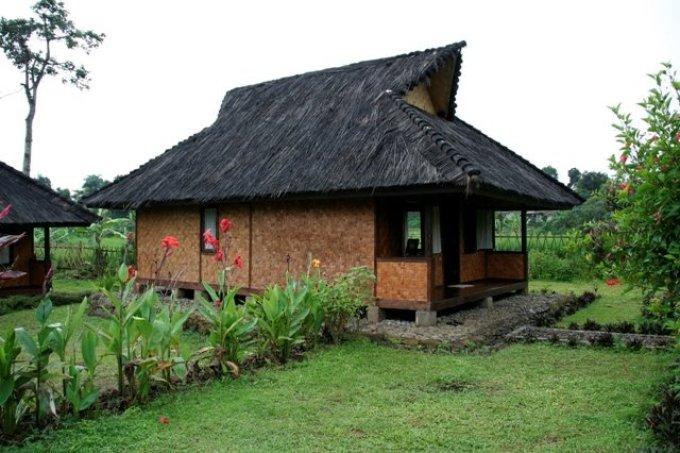 Filosofi Rumah Adat Baduy
