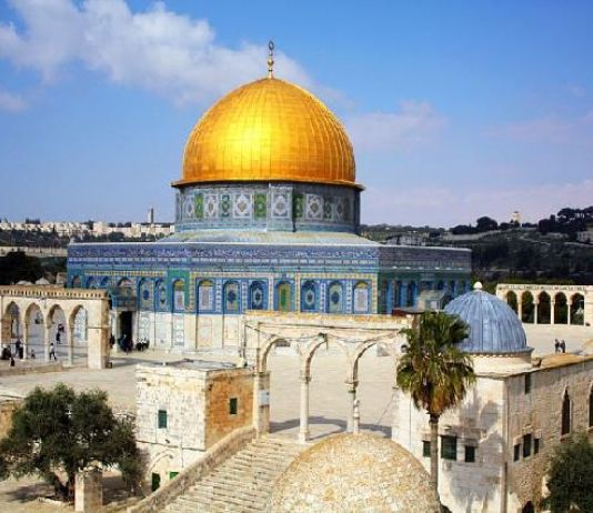 Masyarakat Internasional Tekan Israel Hentikan Penutupan Masjid Al Aqsa