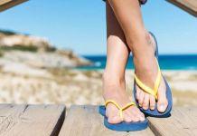 Ilmuwan Peringatkan Bahaya Penggunaan Sendal Jepit