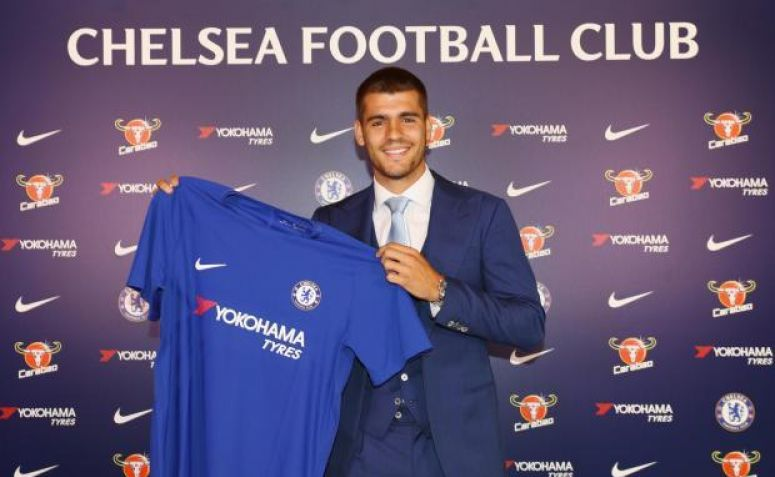 Ditinggal Morata, Fans Minta Madrid Beli Striker