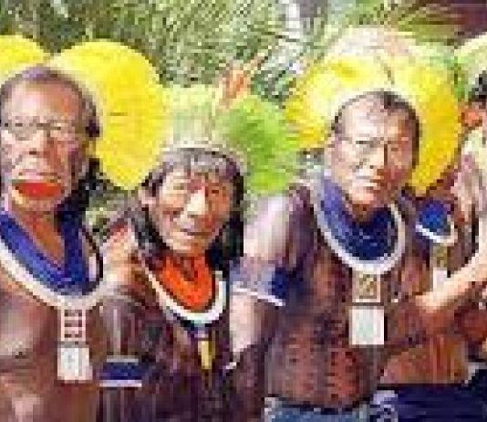 Ini 7 Suku Kuno yang Masih Hidup di Hutan Hujan