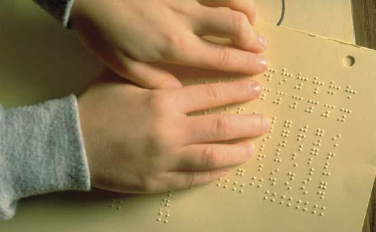 braille writing