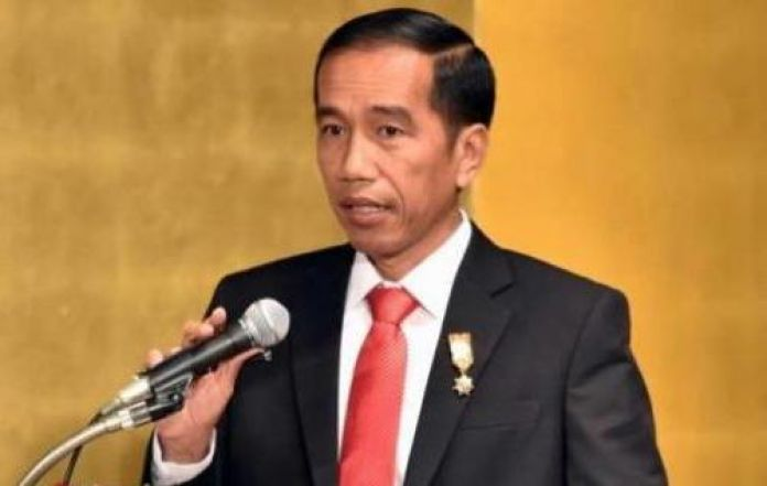 Jokowi indonesia should get 51 percent of freeport shares reheart Choice Image
