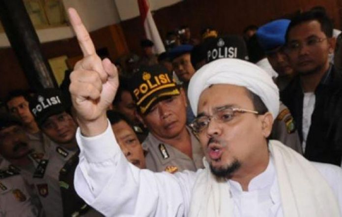 Habib Rizieq Unlikely to Return Home by August 15