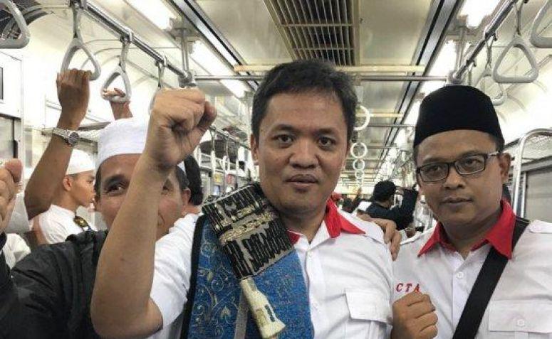 Image result for Kepala Bidang Advokat DPP Partai Gerindra Habiburokhman