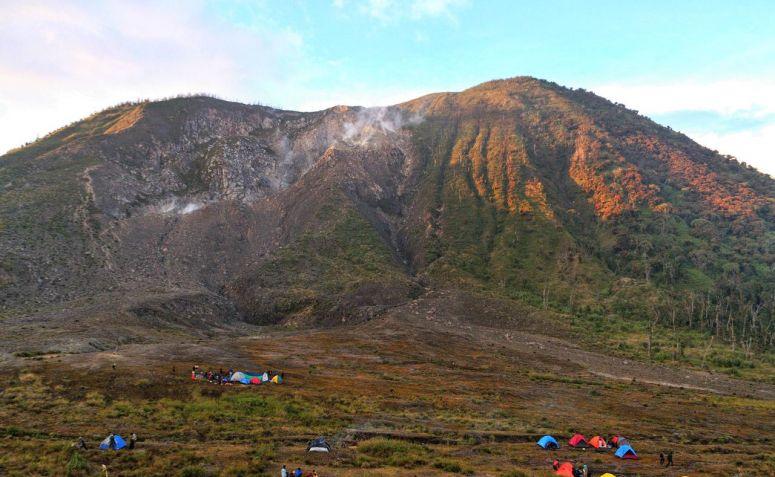 Meriahkan HUT RI, Pemkab Solok Gelar Mount Talang Eksplore