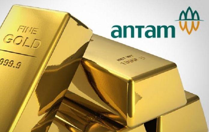 Antam Gold Rises to IDR624,571 Per Gram