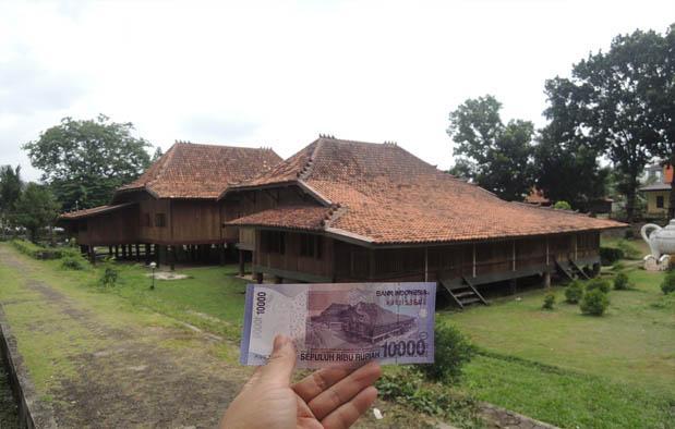 Rumah Limas Rumah Tradisional Melayu Palembang
