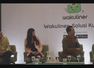 Wakuliner The Online App For The Diverse Culinary Dishes Of Indonesia
