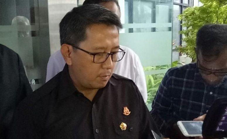 Direktur Penyidikan Jampidsus Kejagung, Warih Sadono.
