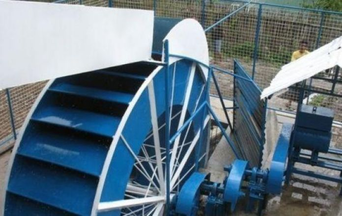 hydroelectric generator thesis
