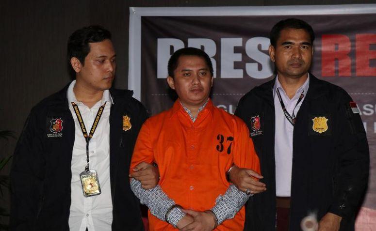 Bos First Travel, Andika Surachman ditetapkan sebagai tersangka.