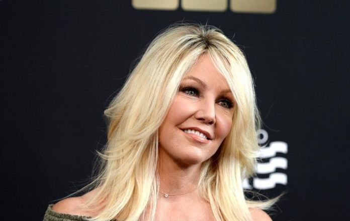 Heather Locklear Hospitalized After Crashing Her Porsche Into A Ditch