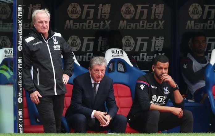 Crystal Palace woes continue with new Boss Roy Hodgson