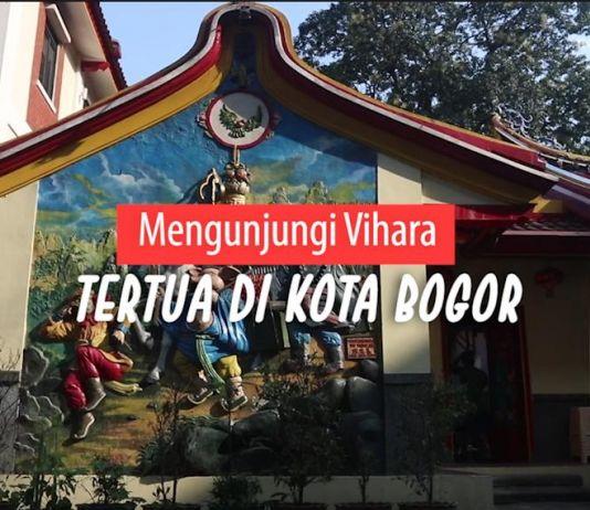 Mengunjungi Vihara Tertua di Kota Bogor