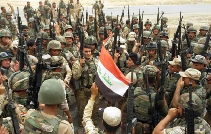Iraqi forces attack ISIL in Akashat near Syria border