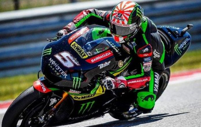 Michael van der Mark is ready for MotoGP debut
