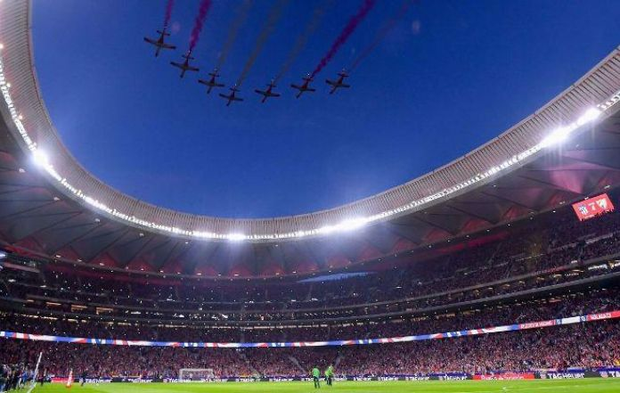 Metropolitano Stadium to host 2019 Champions League final