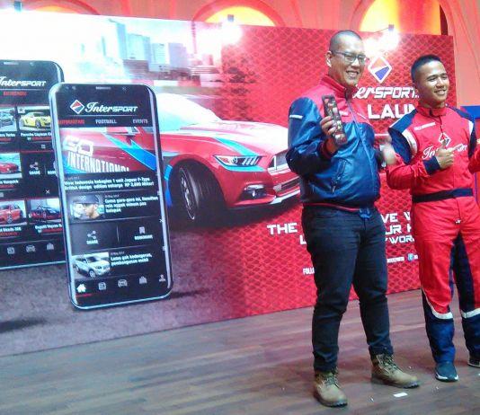 Intersport Apps Manjakan Para Pecinta Otomotif Tanah Air