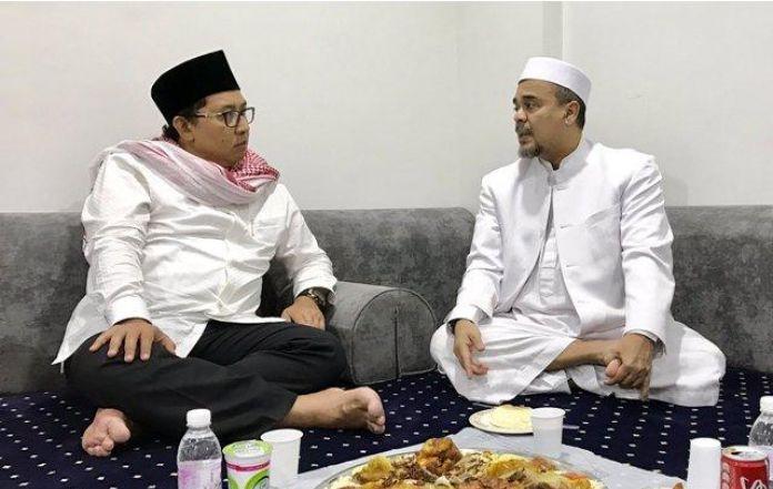 TPDI: Letting Habib Rizieq Roam Free Overseas Degrades ...