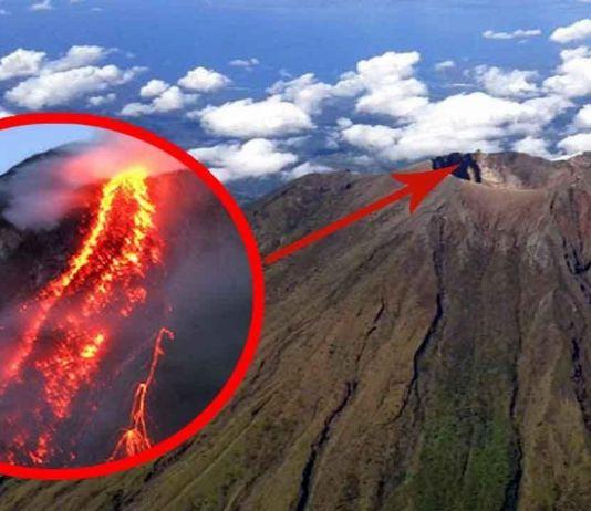 Jejak Sejarah Meletusnya Gunung Agung Bali, Tempat Dewa-dewa