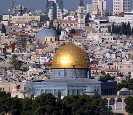 Menyingkap Garis Waktu Sejarah Kota Suci Yerusalem