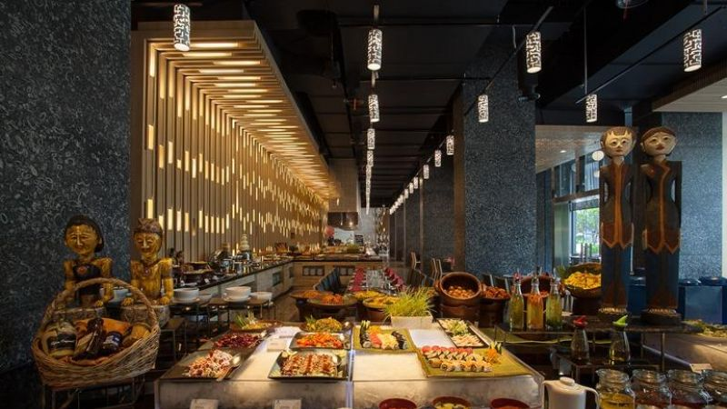 Scrumptious Buffet, Promo Cattapa Restaurant Bulan Oktober