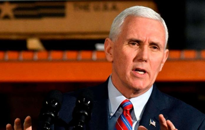 Pence: 'Las Vegas came face-to-face with pure evil'