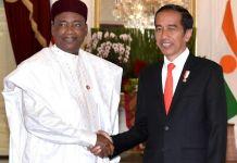 Presiden Jokowi Sebut Indonesia dan Nigeria Miliki Ikatan Kuat