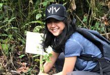 Wiro Sableng Tanam 212 Pohon di Hutan Lindung