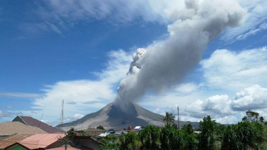Gunung Merapi Masih Aktif, Erupsi Sewaktuwaktu Terjadi