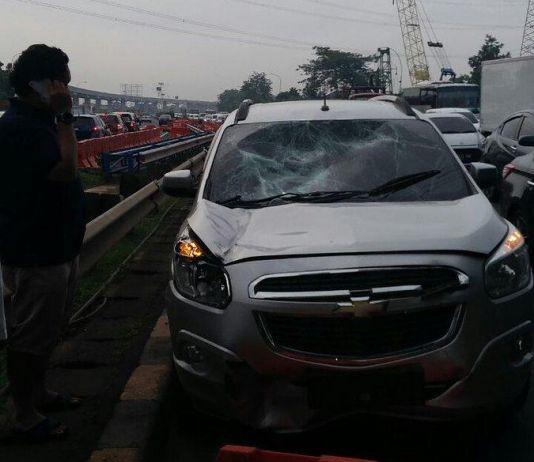 Kecelakaan di Dua Ruas Jalan Tol, 1 Orang tewas