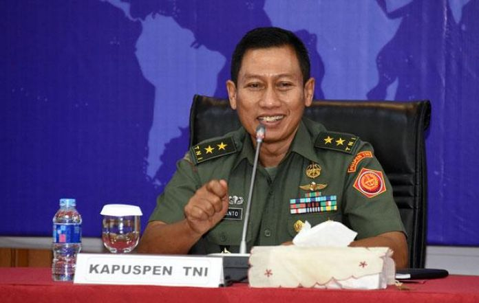 Indonesia urges explanation as general denied United States  entry