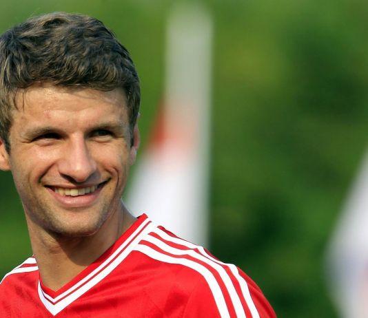 Bayern Ditinggal Thomas Mueller Tiga Pekan