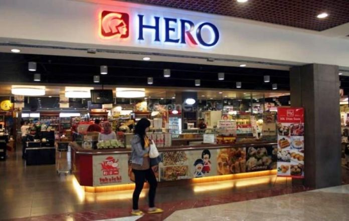 HERO Sales Aggressively Smashed by Minimarket Operators | netral english