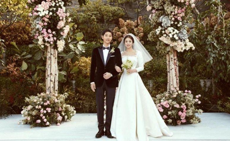 Usai Janji Pernikahan Song Joong Ki Dan Song Hye Kyo
