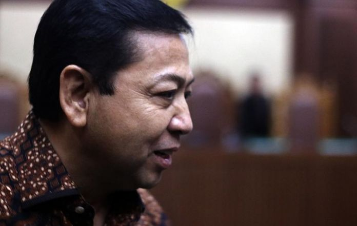 Indonesia's House speaker is missing after warrant issued for his arrest