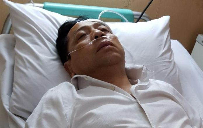 Indonesia graft suspect detained after doctors clear health