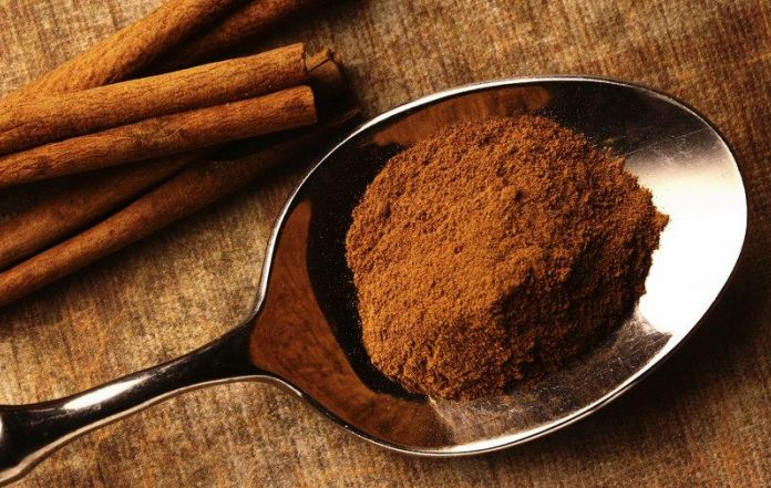 Essential Oils in Cinnamon Burns Body Fat