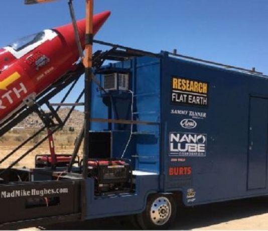 Ilmuwan Roket Otodidak Berencana Luncurkan Roket di Kota Hantu