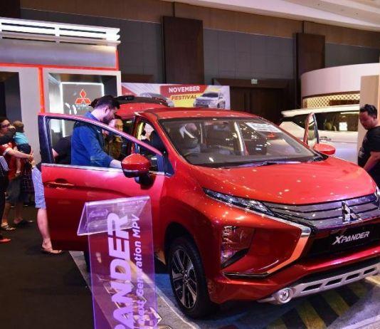Dipimpin Xpander, Mitsubishi Motors Sukses Dominasi Pasar